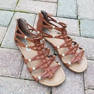 💕Steve Madden Carleey Gladiator sandals size 6